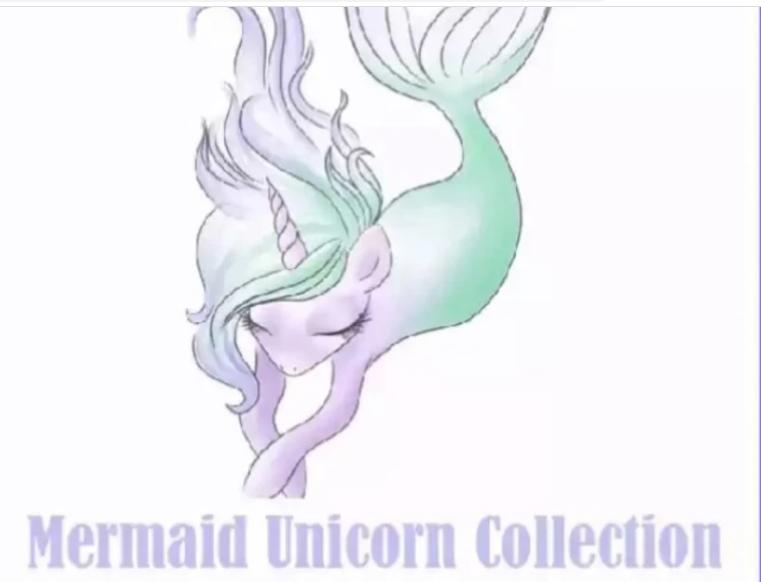 Mermaid Unicorn Collection